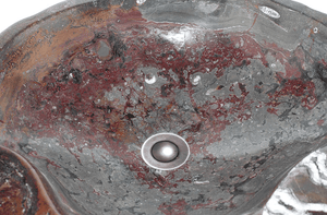 Grande Fossil Marble Sink #172-EH