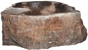 Grande Fossil Marble Sink #188-EH