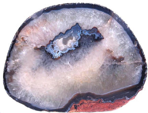 "Giant Agate Geode Slice #277A  (38"" x 29"" x 1 1/2"" Thick) Inquire for pricing"