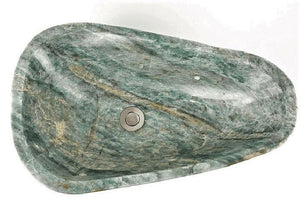 Green Aventurine Crystal Sink #03