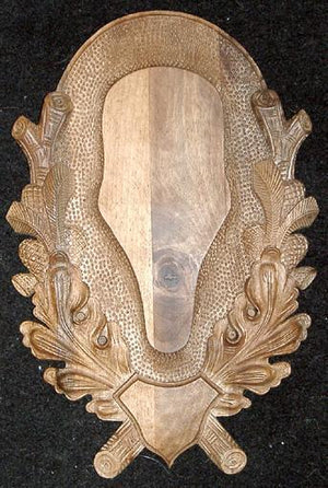 CP-103C (European Deer Skull Mount Panel)