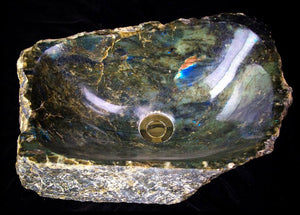 Labradorite Sink #63 SOLD!