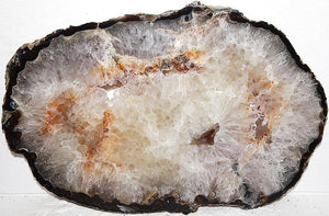 Large Agate Geode Slab #207 (24″ x 16.5″ Wide x 2″ Thick) Inquire for Pricing!