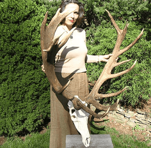 MONSTER Red Stag Trophy #128 Massive