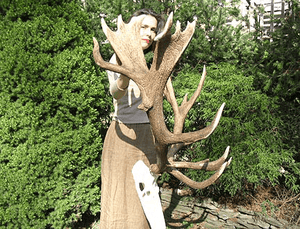 MONSTER Red Stag Trophy #134