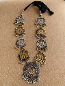 Trishul tribal necklaces