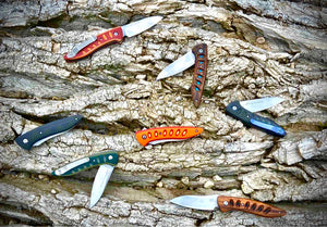 Announcing Our Glory Folder EDC Pocket Knives