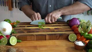 The Joy of Chopping: Chef Andre's Pico de Gallo Salsa