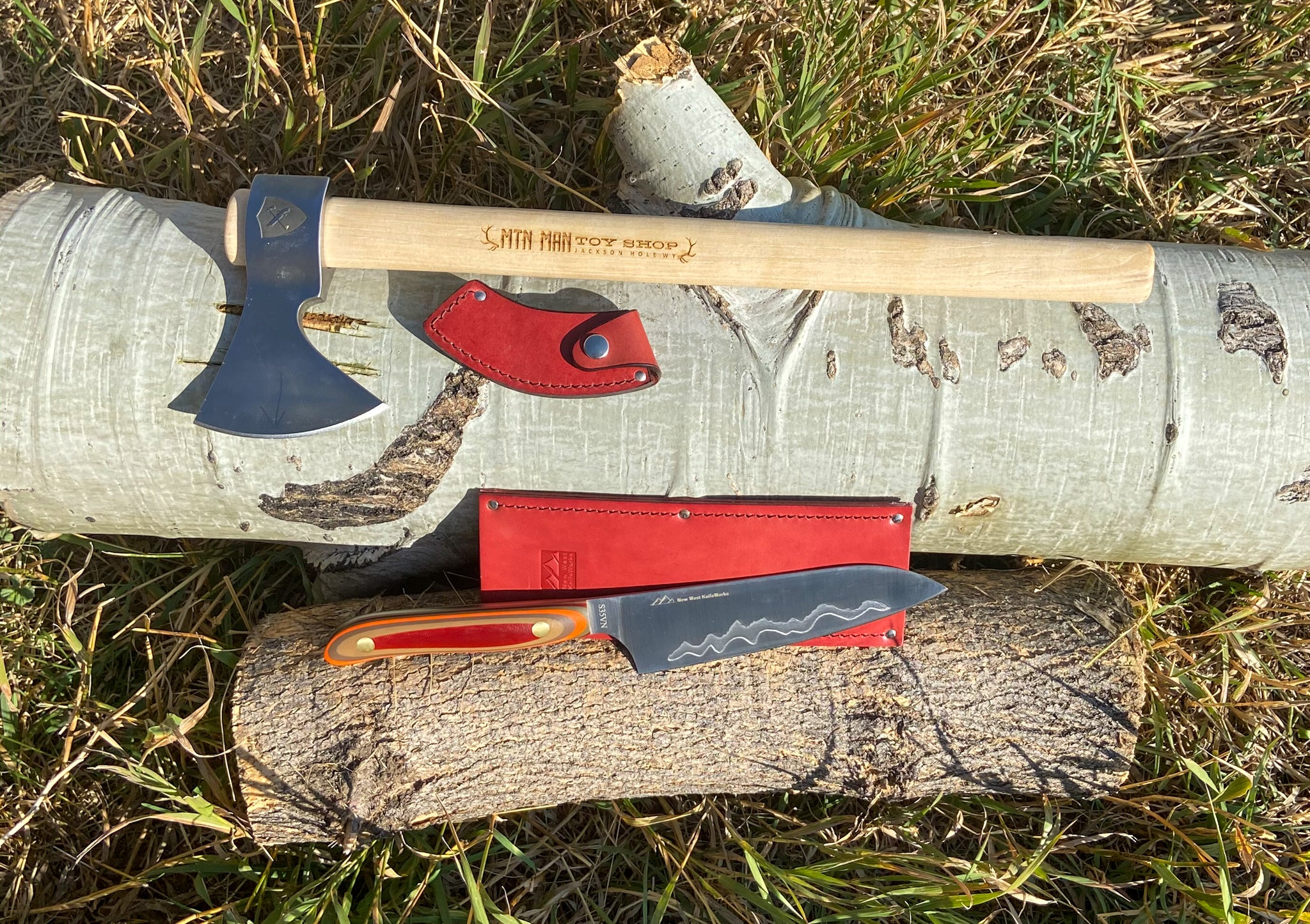 Sunset Magazine Top Knives for Camping