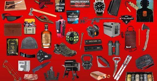 Jack Carr Father's Day Gift Guide