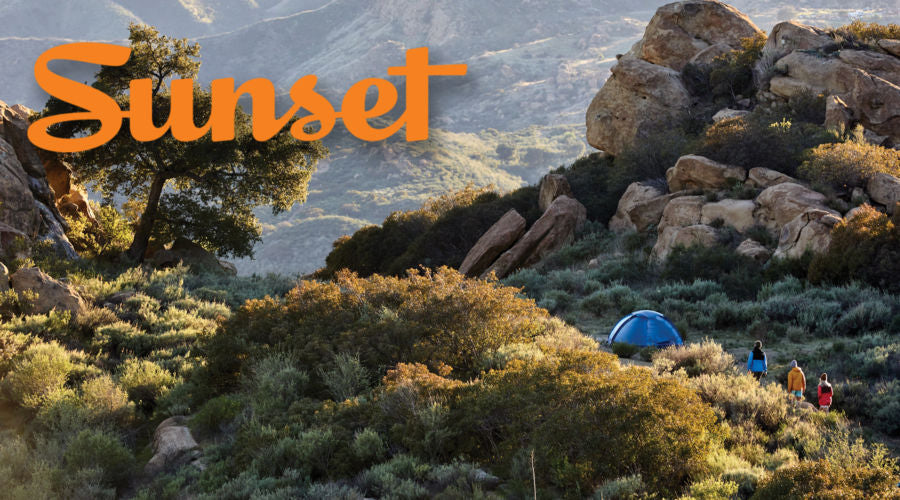 Sunset Magazine's Best Blades for Camping