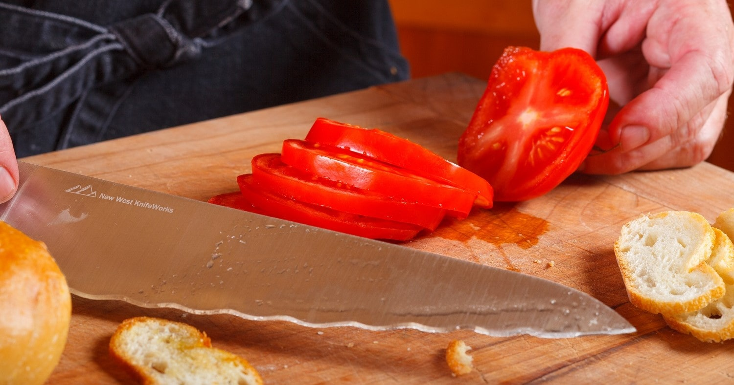 Best Tomato Slicing Knife American Made