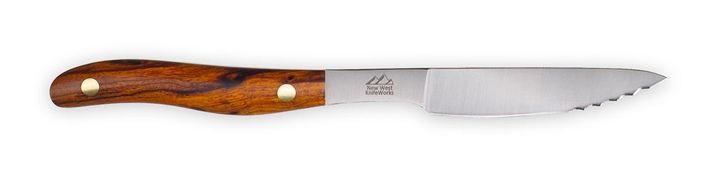 New West KnifeWorks Ironwood Steak Knife