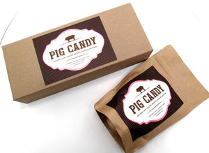 Locally Inspired Pig Candy