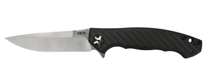 Zero Tolerance 0452CF Large Sinkevich Carbon Fiber
