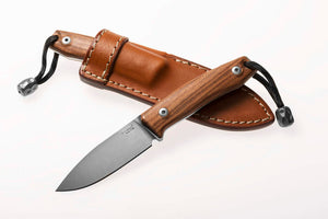LionSteel M1 ST - Santos Wood Handle + M390 Blade