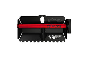 DMOS Stealth Shovel - Fire Red