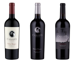 Canard Vineyard | Napa Cab Tasting Set