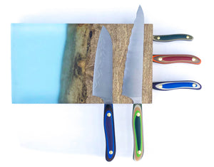 Temescal Resin Knife Magnet