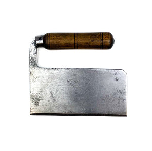 Antique Hand Cleaver- Herder A Solingen