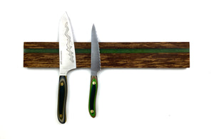 Emerald Basin Resin Knife Magnet 19""