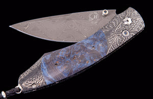 William Henry Spearpoint Blue Burl - 060/100