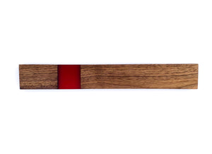 Red Quartz Falls Knife Magnet 18""