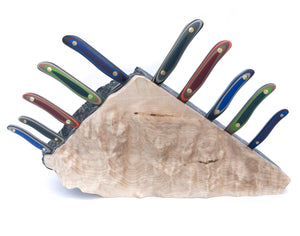 Teton Range 10pc. Knife Block
