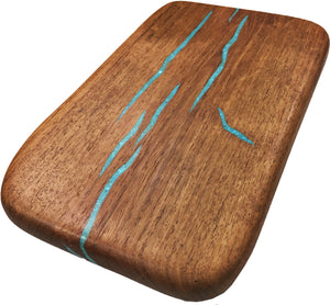 Turquoise Cutting Board - Small