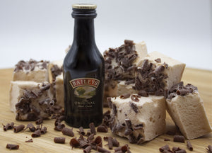 Baileys and Belgian Chocolate Marshmallow