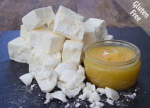 Artisan Gourmet Handmade Lemon Meringue Marshmallows