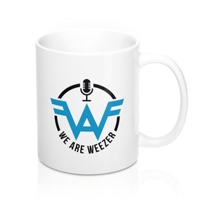 We Are Weezer Mug 11oz