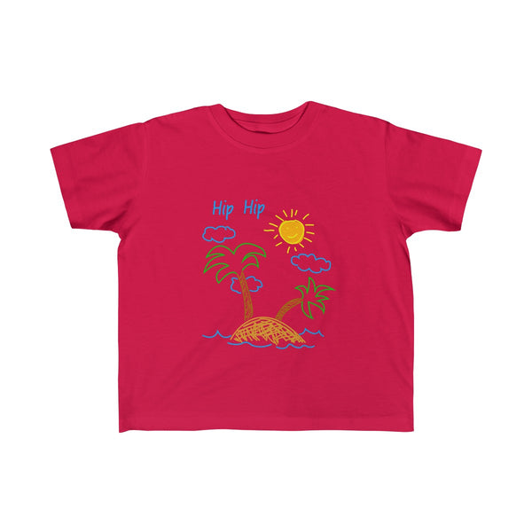 Hip Hip Toddler/ Kid's Fine Jersey Tee