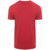 "The Lux Line: ""Classic Box"" Rouge T-shirt"