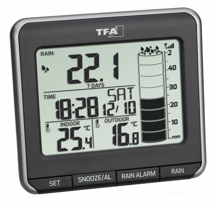 TFA Rainman Digital Wireless Rain Gauge