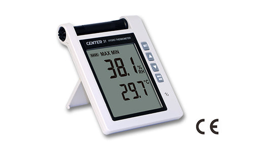 Center 31 Precision Wall Mount Hygrometer