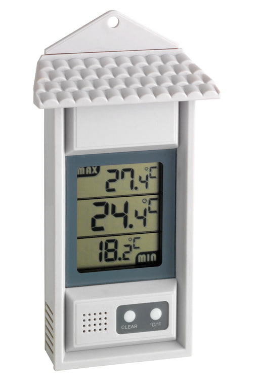 TFA Digital Thermometer for Indoor or Outdoor