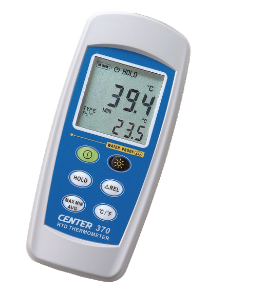 Center 370 RTD Thermometer
