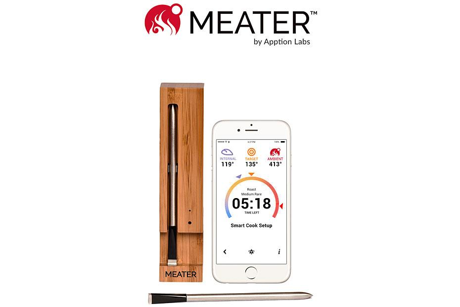 The MEATER® Wireless BBQ Thermometer