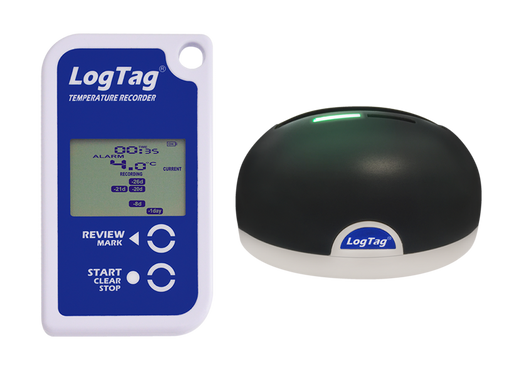 LogTag TRID30-7R Temperature Logger Kit (Interface included)