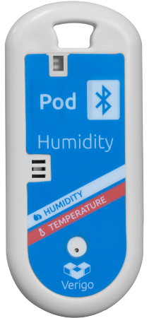 Verigo Pod Humidity PA3 Bluetooth Datalogger