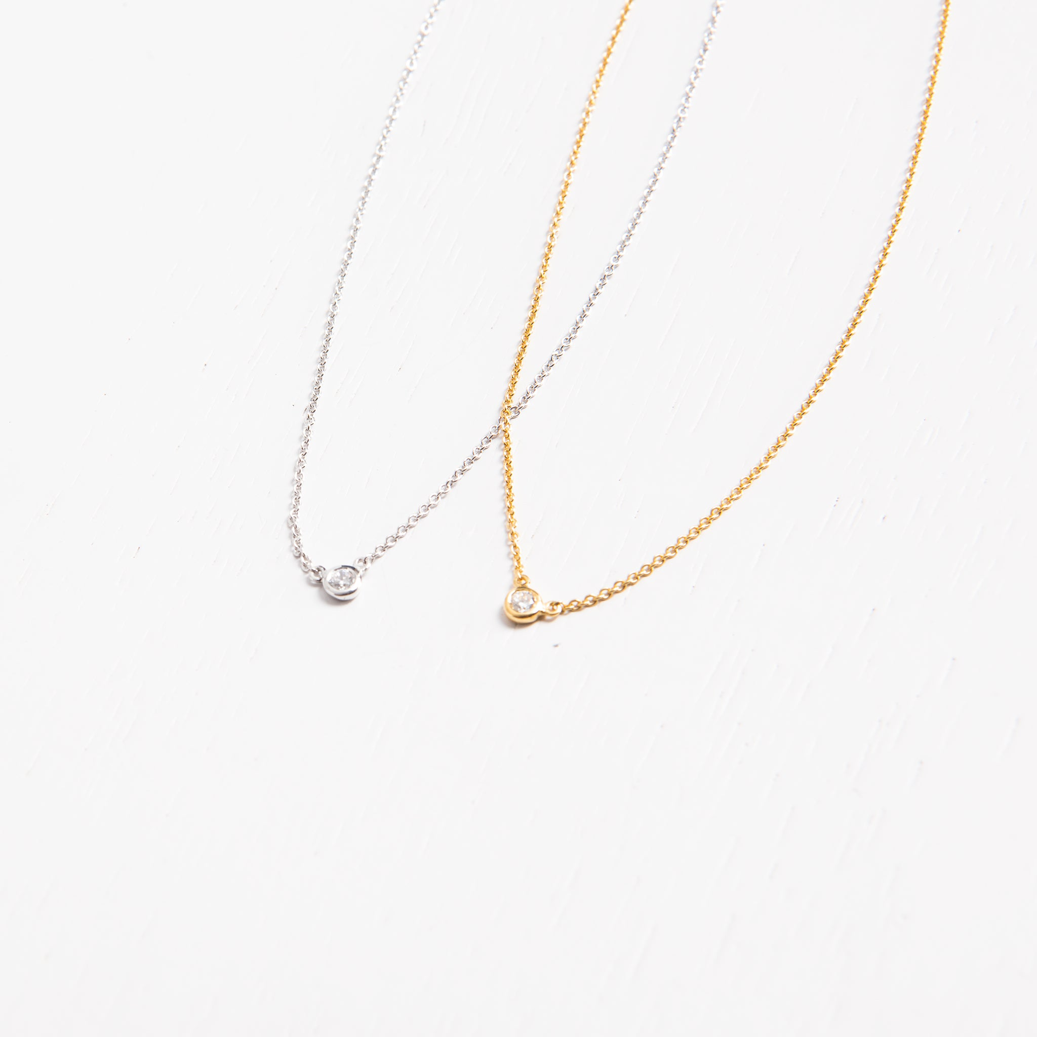 Kiara Droplet Necklace