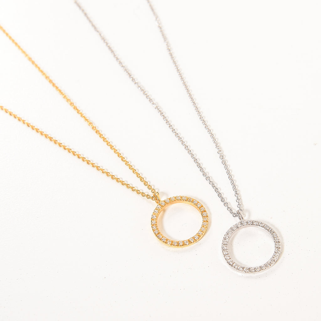 Eve Eternity Necklace