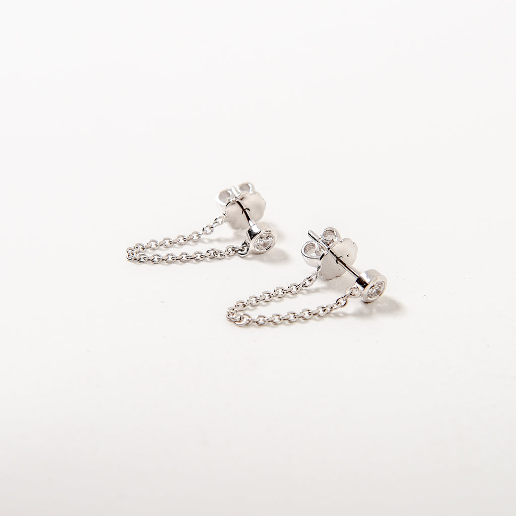 Connie Chain Earrings