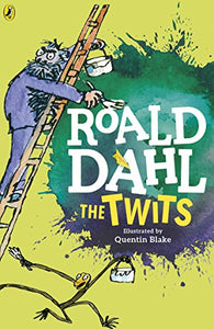The Twits (Colour Edition)  kapak resmi Penguin Books Ltd KartonKinder