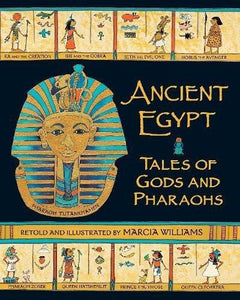 Ancient Egypt: Tales of Gods and Pharaohs - Walker Books Ltd. KartonKinder