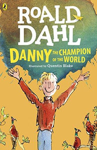 Danny the Champion of the World(Colour Edition)  kapak resmi Penguin Books Ltd KartonKinder