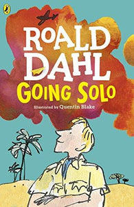 Going Solo (Colour Edition)  kapak resmi Penguin Books Ltd KartonKinder