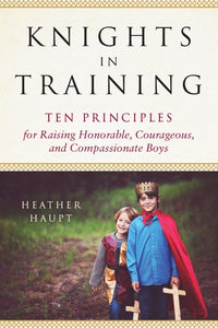 Knights in Training  kapak resmi Heather Haupt KartonKinder