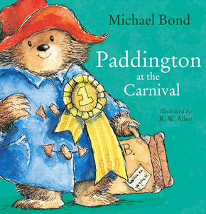 Paddington at the Carnival  kapak resmi harpercollins KartonKinder
